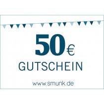 Gutschein 50 Euro (Code per Email)