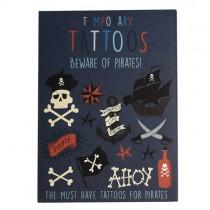 Fun Tattoo Set Piraten