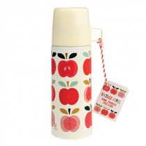 Thermosflasche Vintage Apple