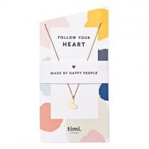 "Halskette ""Follow your heart"""