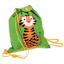 Turnbeutel Bunte Tierfreunde Tiger
