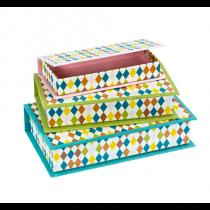 Schachtel 3er Set