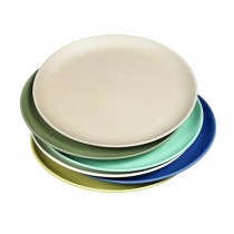 "Raw Earth ""Take the Cake"" Teller Set Breeze Colour"