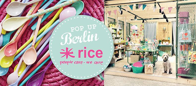 Rice Pop Berlin