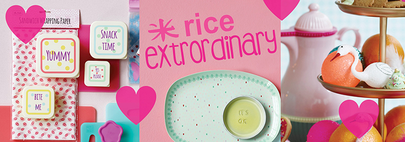 Rice Extraordinary