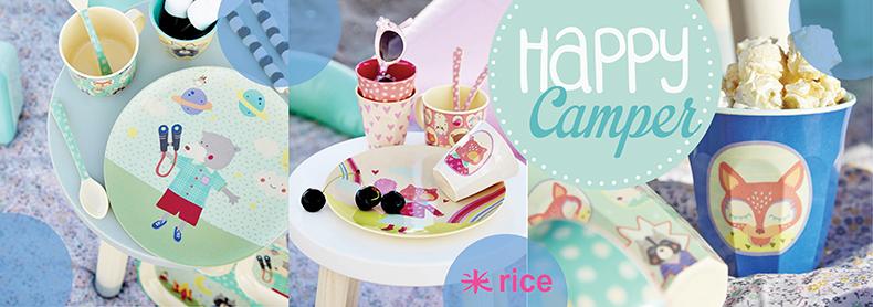 Rice Happy Camper