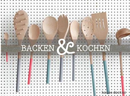 Backen und Kochen