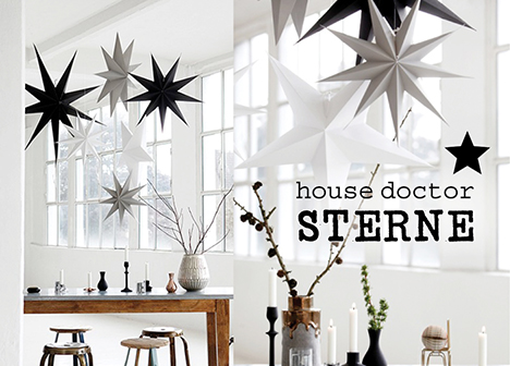 House Doctor Papiersterne