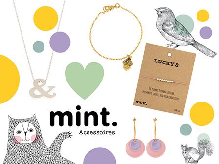Mint Accessoires
