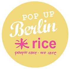 Rice Pop Up Berlin