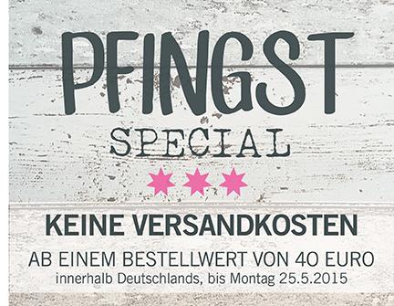 Pfingst Special