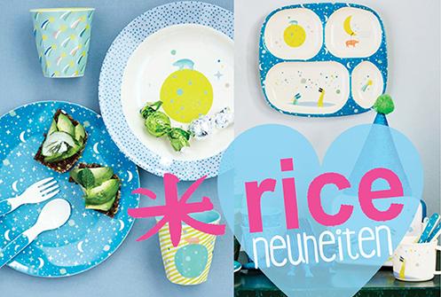 Rice Shine Kollektion