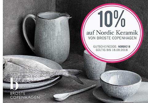 Nordic Keramik Aktion