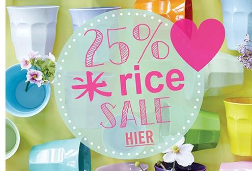 Rice Sale