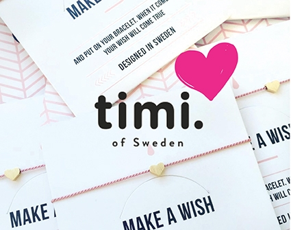 Timi of Sweden