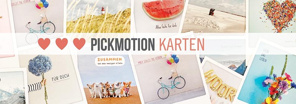 Pickmotion Karten