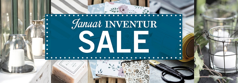Inventur Sale