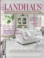 Landhaus Living September 2012