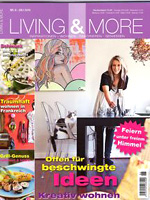 Living and more Juli 2010