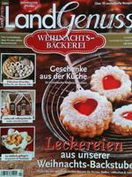Landgenuß Weihnachtsbäckerei